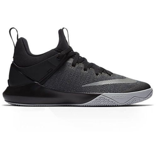 Buty Nike Zoom Shift - 897653-002 - Black/Reflect Silver, kolor czarny