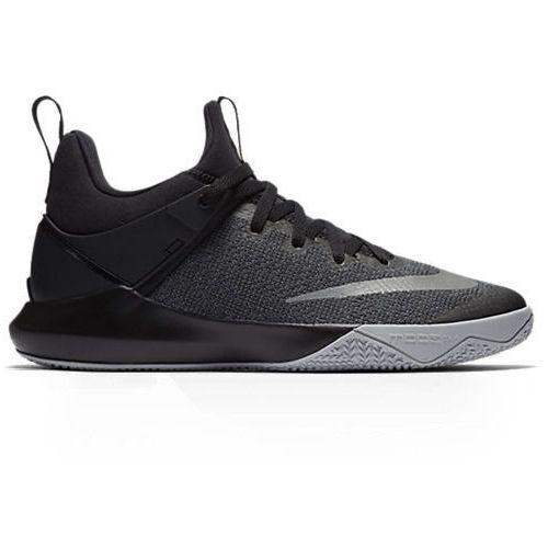 Nike Buty zoom shift - 897653-002 - black/reflect silver