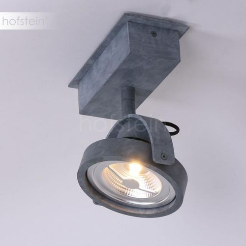 Steinhauer Mexlite reflektor LED Siwy, 1-punktowy - Design - Obszar wewnętrzny - Mexlite - Czas dostawy: od 10-14 dni roboczych (8712746116625)
