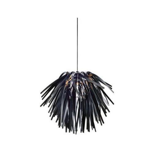 Markslojd Lampa wisząca flora 105985 dekoracyjna oprawa zwis czarny (7330024554962)