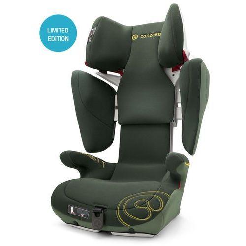 CONCORD Fotelik samochodowy Transformer T Jungle Green Limited Edition
