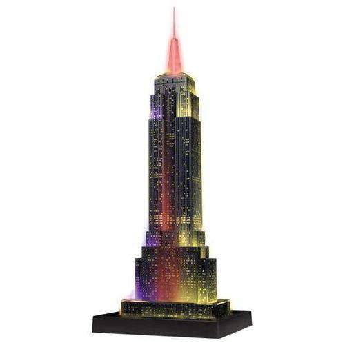 OKAZJA - RAVEN. 216 EL. 3D Empire State Building LED Night Edition