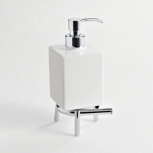 Ism Porcelanowy dozownik łazienkowy naxos (8022161063177)