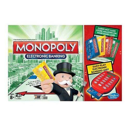 Hasbro Monopoly E-Banking - produkt w magazynie - szybka wysyłka! - sprawdź w wybranym sklepie
