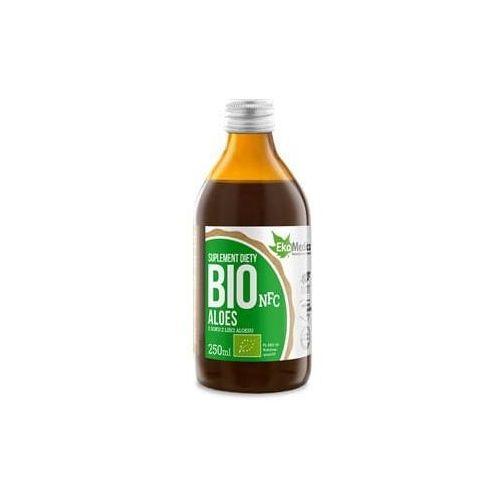 Ekamedica Aloes suplement diety bio 250 ml