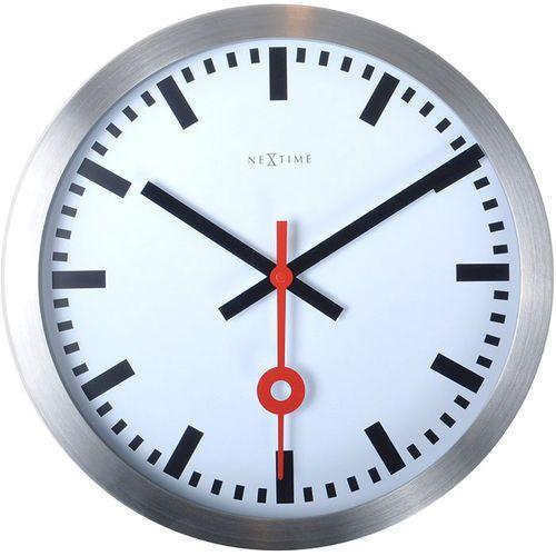 Zegar ścienny station 35 cm (3999 st) marki Nextime