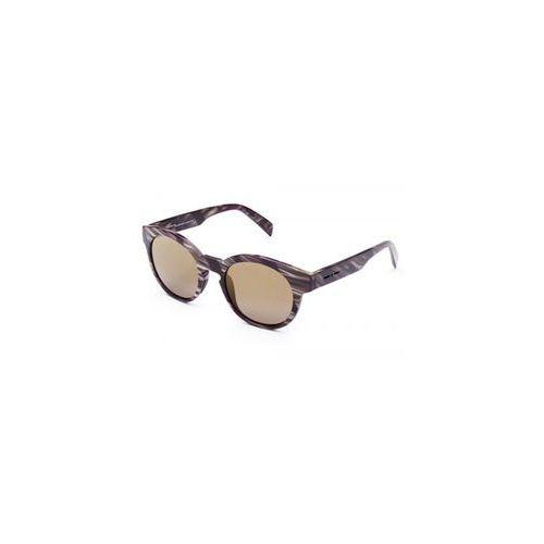 Okulary Słoneczne Italia Independent II 0909 WOMAN TO A SPECIAL WOMAN BTG/017, kolor żółty