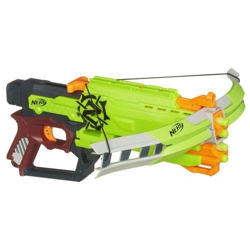 Kusza HASBRO Nerf Zombie Strike Crossfire Bow A6558 + DARMOWY TRANSPORT! (5010994767327)