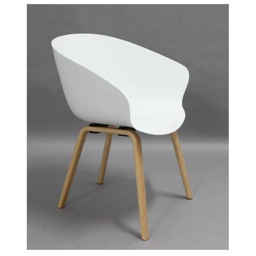 Krzesło Bilbao white