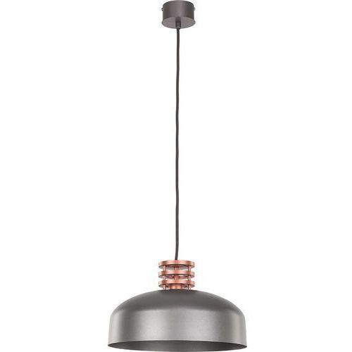 Lampa wisząca wawa k srebrna miedziany elem. marki Sigma