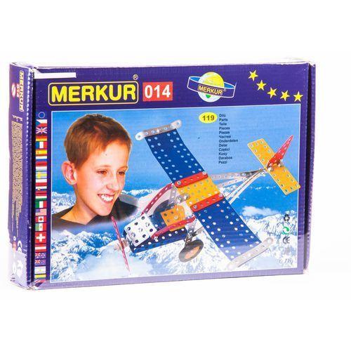 Merkur Samolot 10 modeli 141 części - BEZPŁATNY ODBIÓR: WROCŁAW!