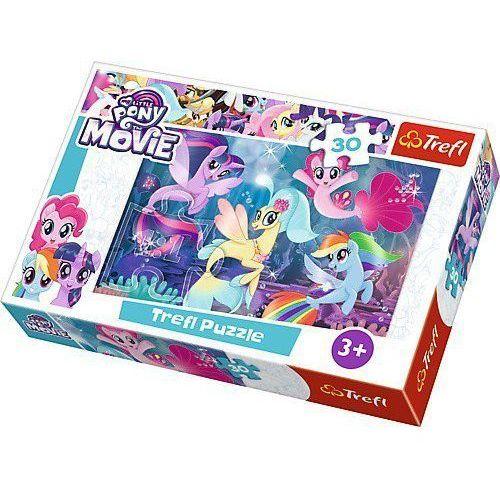 Trefl Puzzle my little pony dołącz do zabawy 30