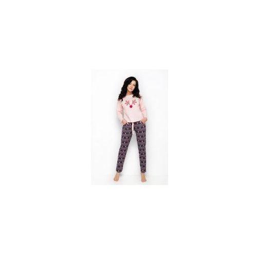 Piżama damska nadia 1190 różowa, Taro