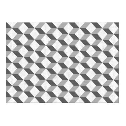 Dekor tania 25 x 35 cm white geometric marki Cersanit