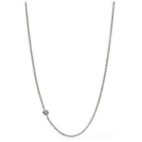 Biżuteria Fossil - Naszyjnik JF01883040