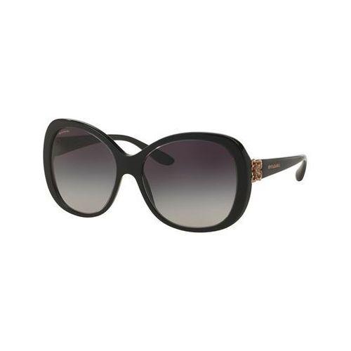 Okulary słoneczne bv8171bf asian fit 53838g marki Bvlgari