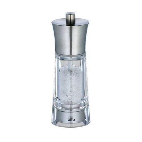 Cilio - genova - młynek do soli (wysokość: 14 cm)