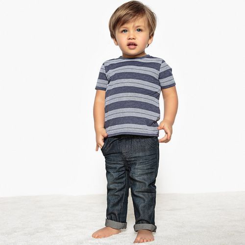Komplet, 2 t-shirty w paski,1 miesiąc - 3 lata Oeko Tex