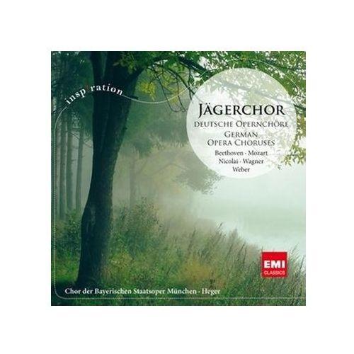 Jagerchor - Deutsche Opernchore / Chor der Bayerischen Staatsoper Munchen, Heger [inspiration]