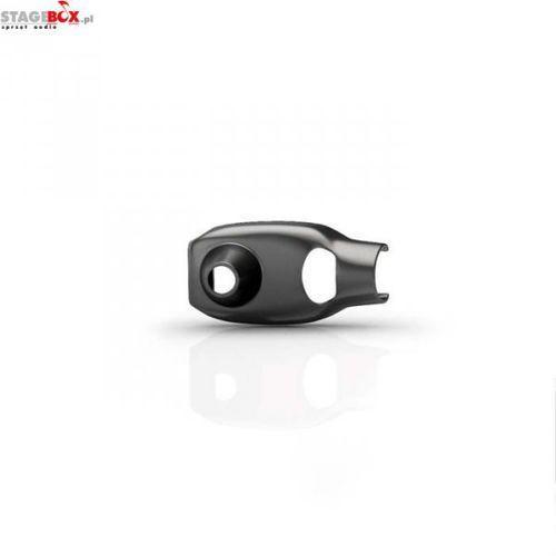 Dpa dua6028b - mocowanie d:screet na guzik, czarny