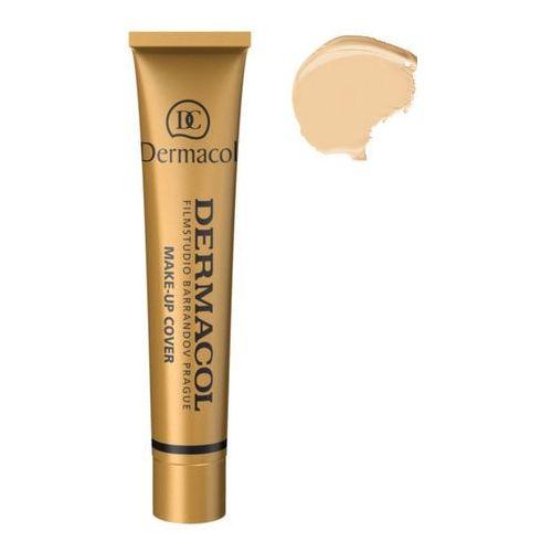 Dermacol podkład fluid kryjący make up cover 209 - 209. Najniższe ceny, najlepsze promocje w sklepach, opinie.
