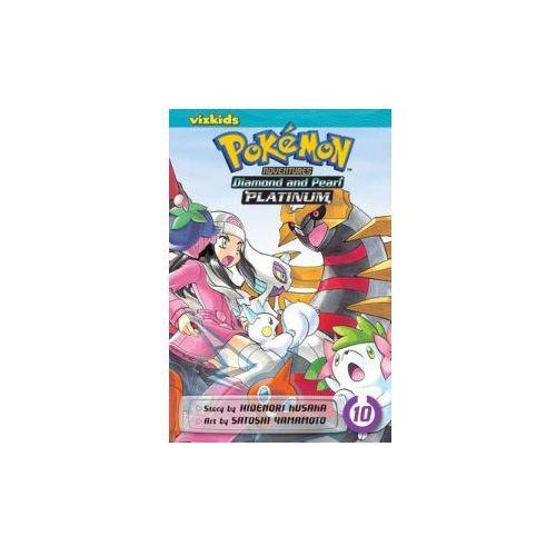 Pokemon Adventures Diamond & Pearl Platinum
