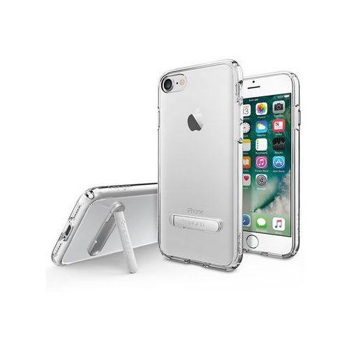 Spigen ultra hybrid s 042cs20753 iphone 7 (crystal clear) (8809466648410)