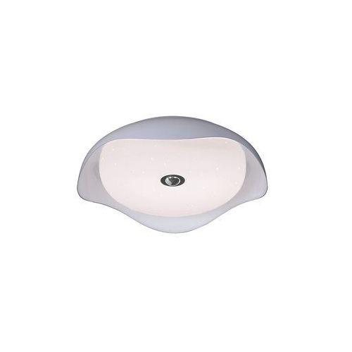Plafon Rabalux Rosie 4619 lampa sufitowa 1x18W LED biały, kolor Biały