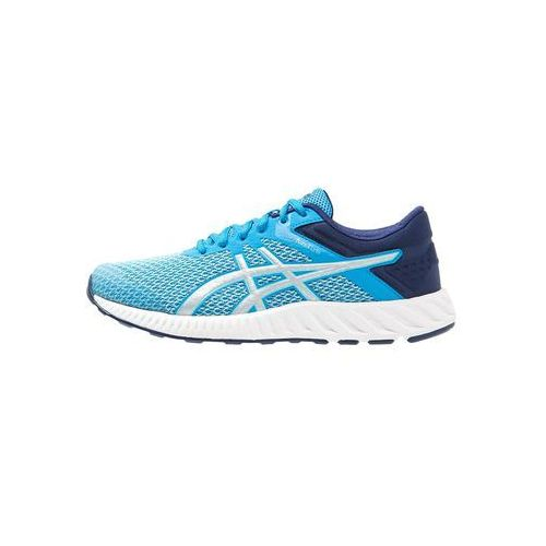 Asics  fuzex lyte 2 obuwie do biegania treningowe diva blue/silver/indigo blue (8718833782018)