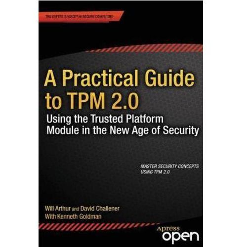 A Practical Guide to TPM 2.0 (9781430265832)