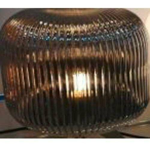 Eglo Mantunalle 99371 lampa wisząca zwis 1x40W E27 czarna/transparentna