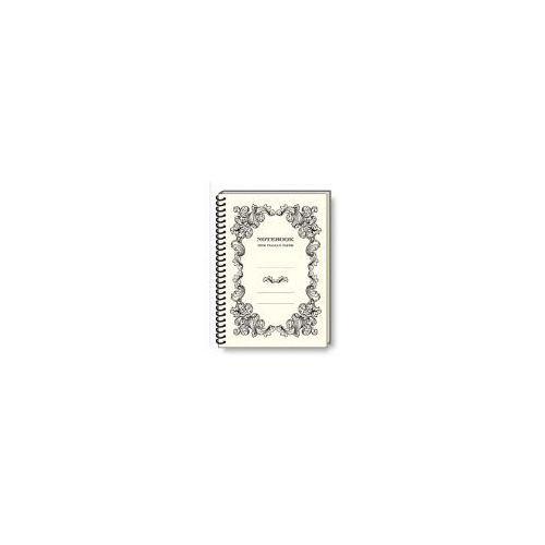 Rossi Kołonotatnik ozdobny a6 64 kartki