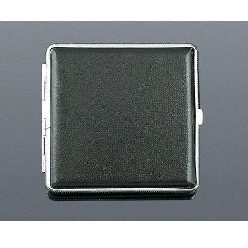 Papierośnica gładka czarna, PEN-6-0025
