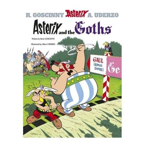 Asterix and the Goths (9780752866154)