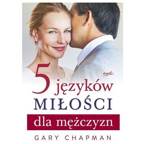 5 języków miłości dla mężczyzn, ESPRIT