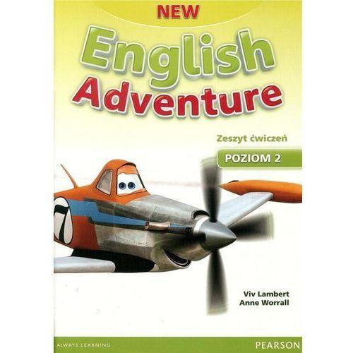 New English Adventure 2. Ćwiczenia + CD (Do Wersji Wieloletniej) (2015)