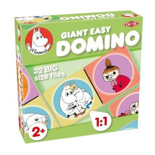 Tactic Domino maxi muminki. 53981 -