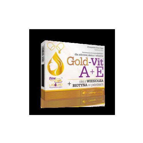GOLD-VIT A+E z wiesiołkiem i biotyną, GOLD-VIT AE z wiesiołkiem i biotyną
