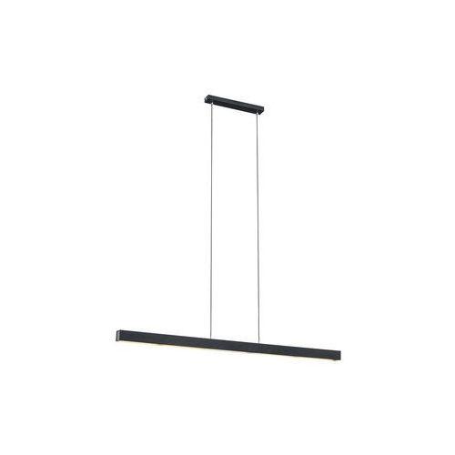 LAMPA wisząca VERMONT 3951 Argon metalowa OPRAWA listwa LED 24W zwis belka czarna