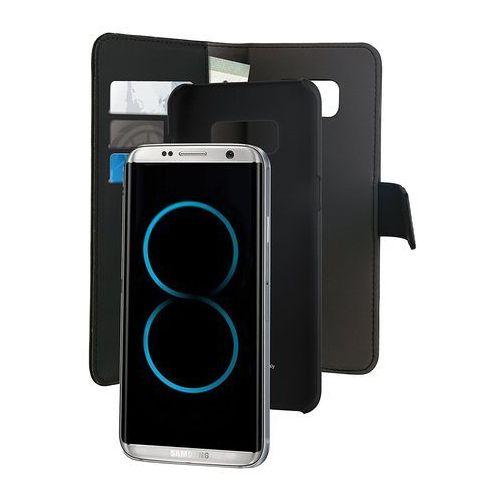 Puro Etui wallet detachable 2w1 do samsung galaxy s8 plus czarny