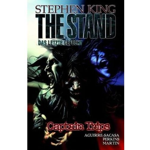 Stephen King, The Stand, Comic - Captain Trips, Collectors Edition