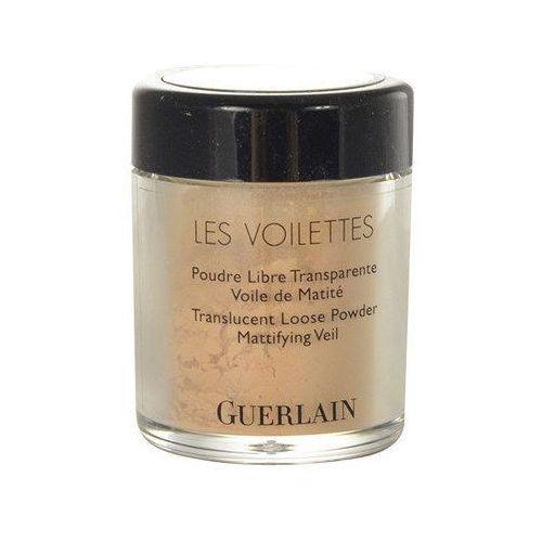 Guerlain Les Voilettes Loose Powder 3g W Puder Tester 3 Medium