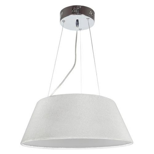 Candellux Lampa wisząca zwis żyrandol gusto okrągły 40 19w led kremowy 31-53183 (5906714853183)
