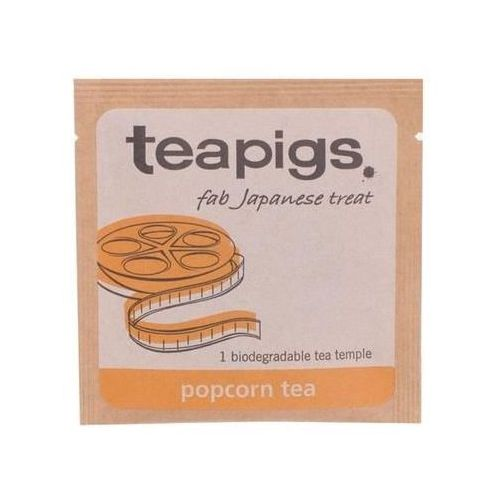 Teapigs  popcorn tea - koperta