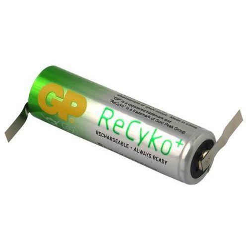 1 x  recyko+ r6/aa 2000mah z przygrzanymi blaszkami typ:z marki Gp