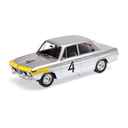 Minichamps Bmw 1800 tisa #4 ickx/van ophem winners 24h spa 1965