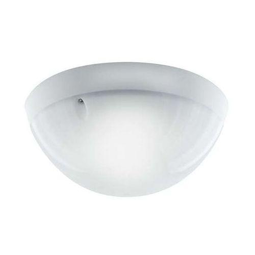 Ideus Ogrodowa lampa sufitowa aqua dolunay s 02942 plafon oprawa ścienna kinkiet zewnętrzny z czujnikiem ruchu ip54 biały
