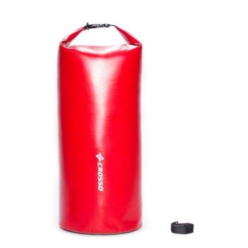 Worek wodoszczelny na tył dry bag 40 l czerwony marki Crosso