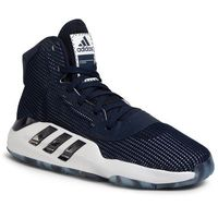 Buty adidas - Pro Bounce 2019 EF9834 Collegiate Navy/Cloud White/Cloud White