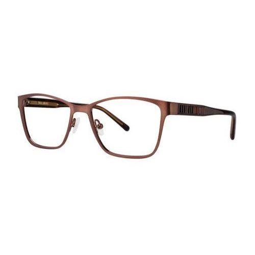 Okulary korekcyjne reena brown gold marki Vera wang